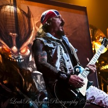 Iced Earth Tempe & Anaheim 2012