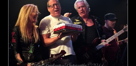 Lita Ford Birthday Bash @ Count's Vampd Las Vegas 9/19/14