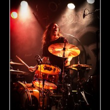 Bonzo Bash: John Bonhams 70th Birthday Celebration: @Count's Vamp'd 5-26-18