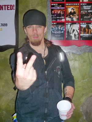 Jukka drummer from hell!!!
